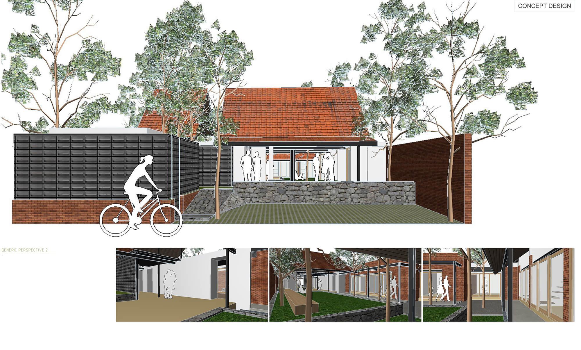 Arjuna Guesthouse – Yogyakarta 4
