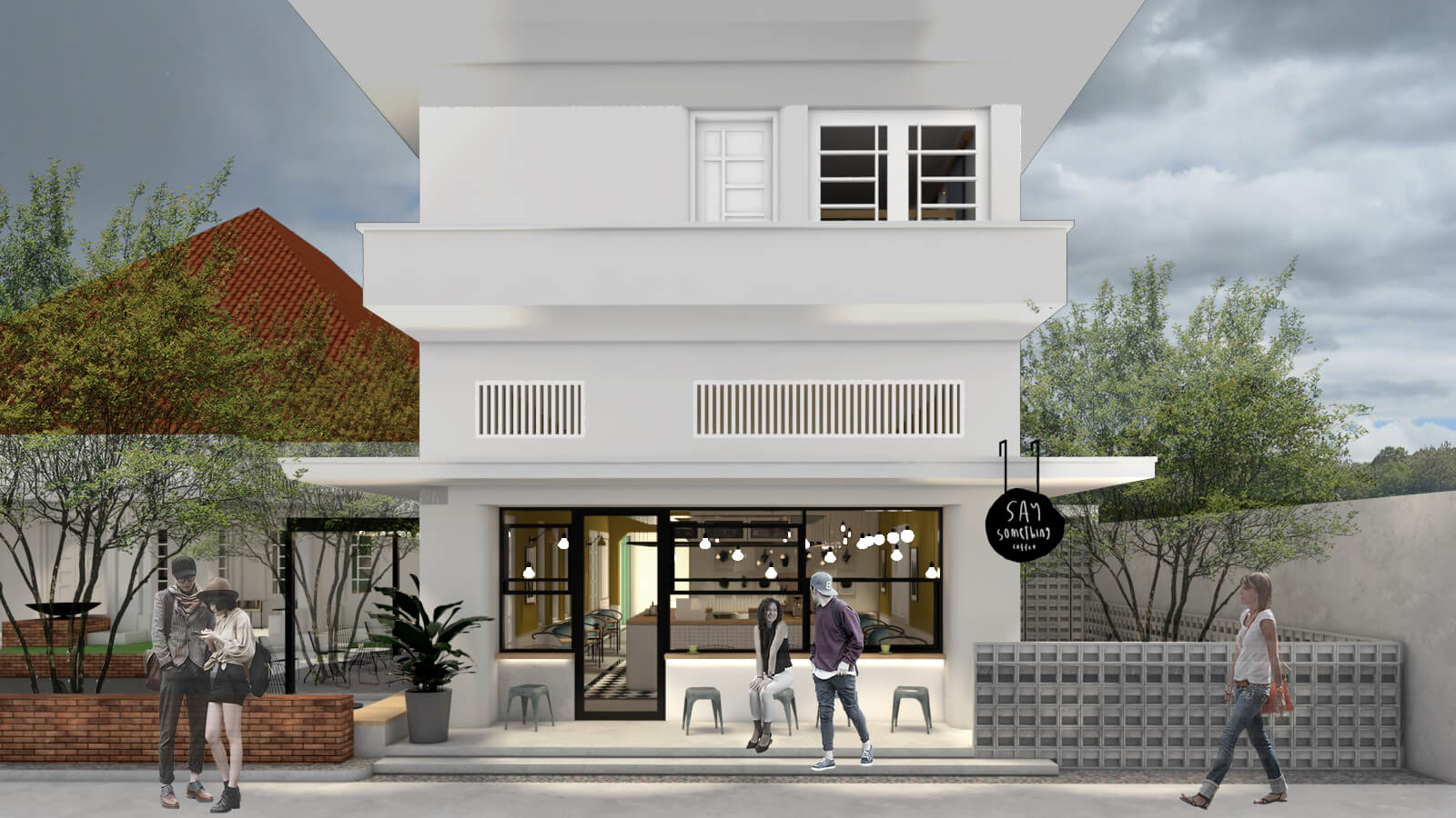 GHP 20190405_Scene 18 – eksterior cafe 3