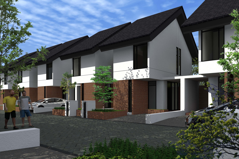 Rumah Cluster Bintaro 2
